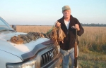 Argentina dove hunting